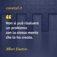 Aforisma di Albert Einstein