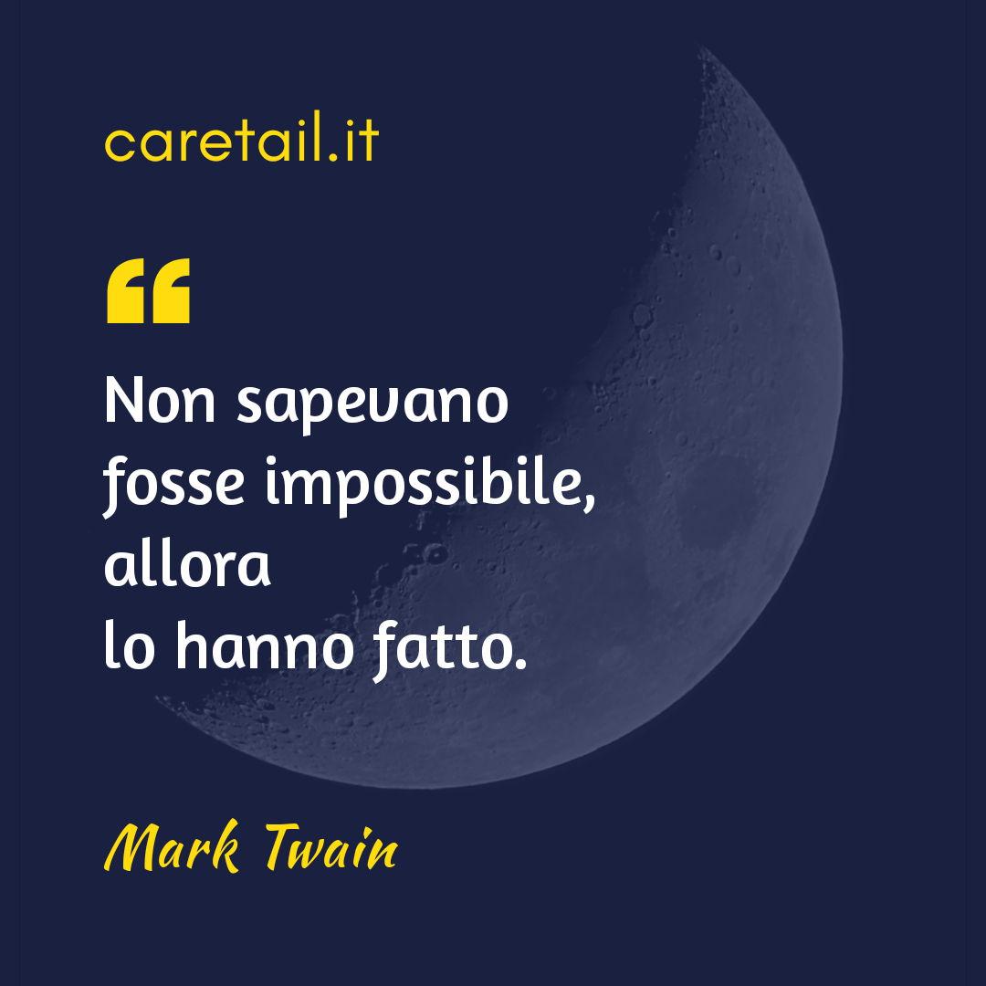 Aforisma Mark Twain