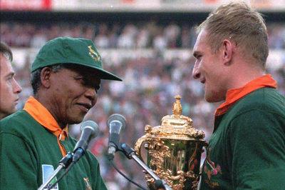 Sud-Africa-1995-Mandela