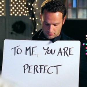 una scena dal film Love Actually