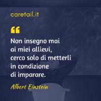 Aforisma Albert Einstein