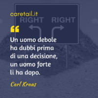 Aforisma Carl Kraus