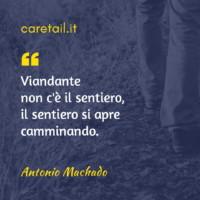 Aforisma Antonio Machado