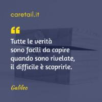 Aforisma Galileo