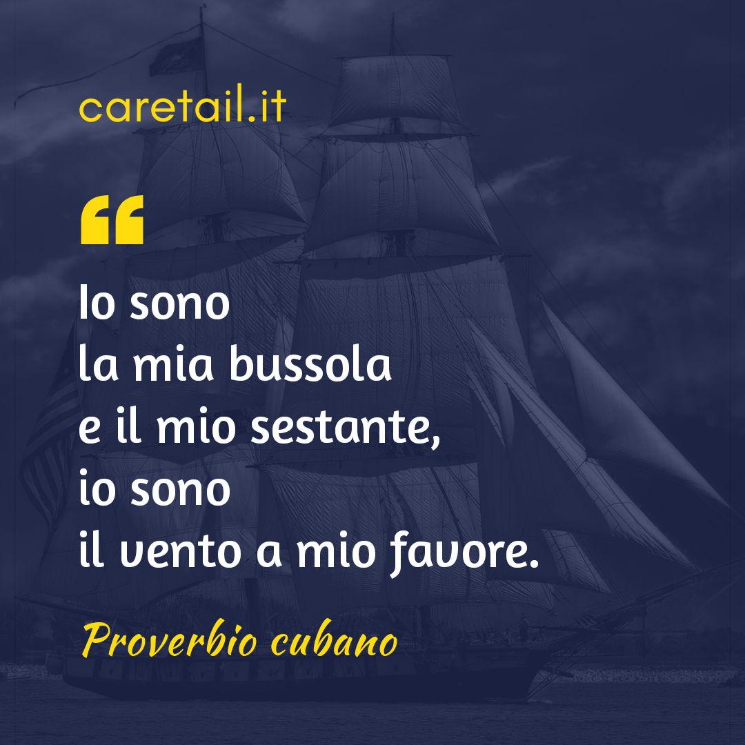 Proverbio cubano