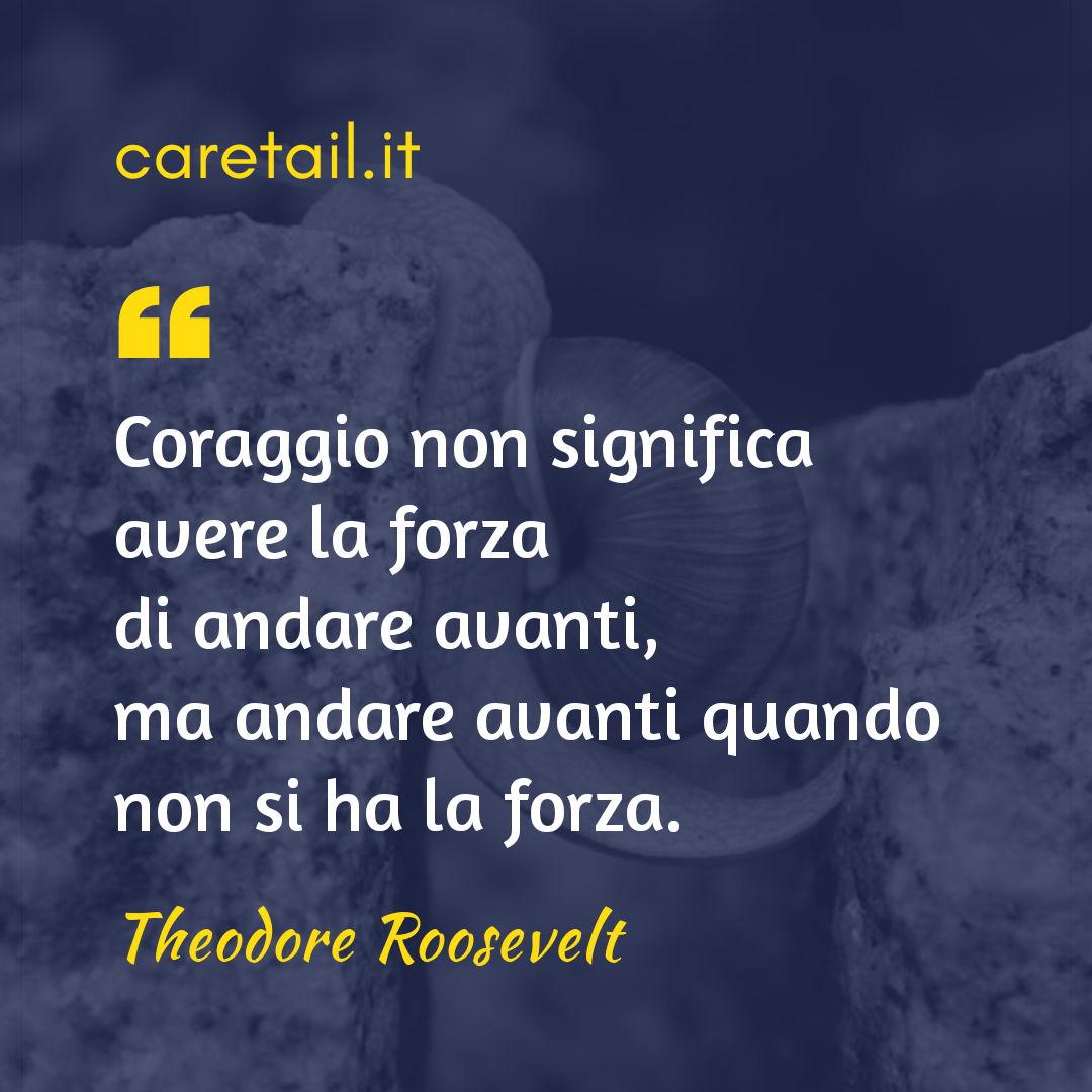 Aforisma Theodore Roosevelt