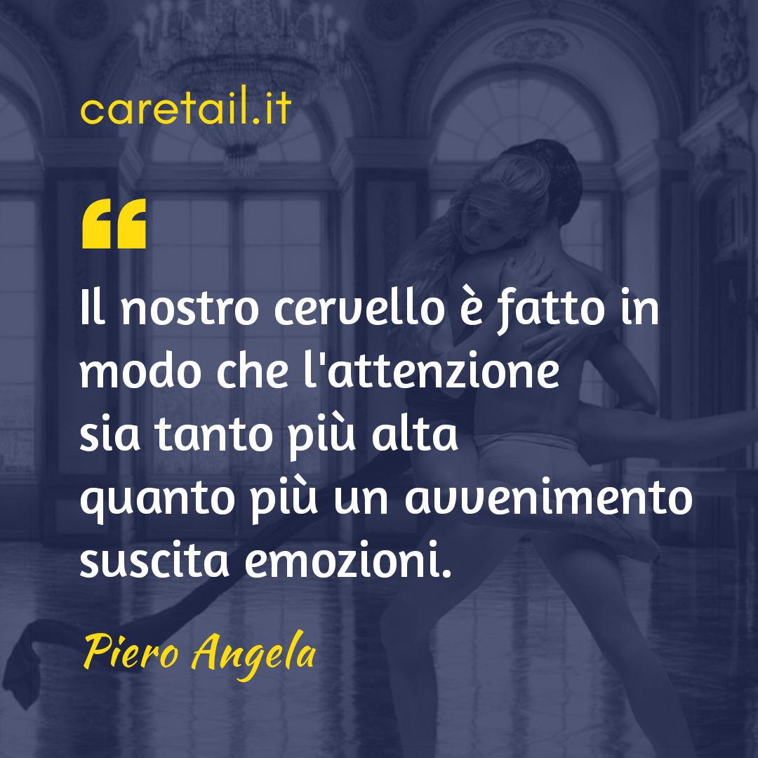 Aforisma Piero Angela