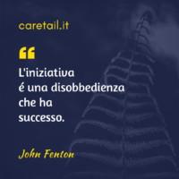 Aforisma John Fenton