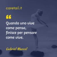 Aforisma Gabriel Marcel