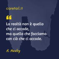 Aforisma A.Huxley