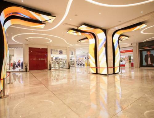 Luce dinamica tra design e retail