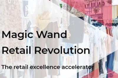 Locandina Magic Wand Retail Revolution