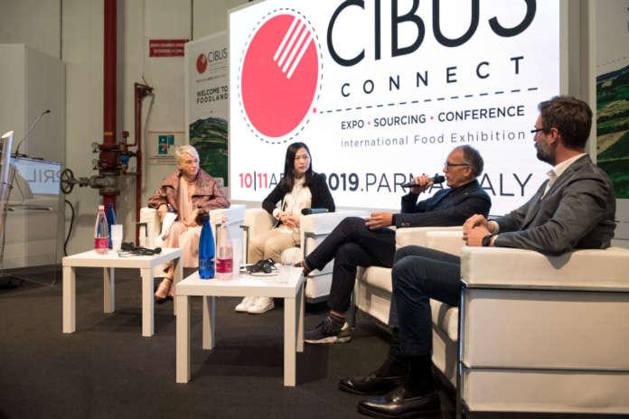 Dibattito a Cibus Connect