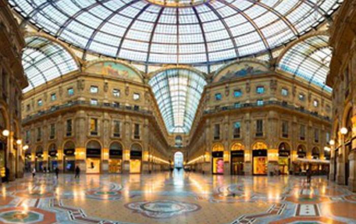 La galleria di Milano come rappresentazione del Retail verso un rimbalzo nel 2021